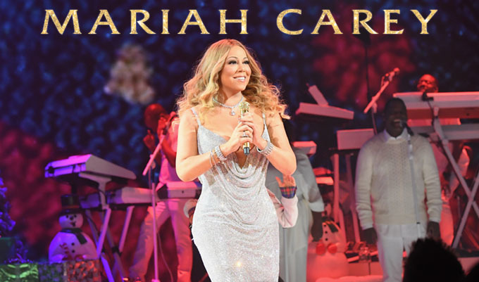 november 24 2017 mariah careys all i want for christmas is you concert tour will now begin on december 2nd at new yorks beacon theatre - Mariah Carey All I Want For Christmas Live
