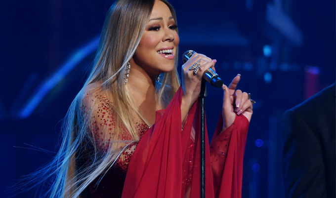 MariahCarey > News > Mariah Kicks Off Her 'The Butterfly