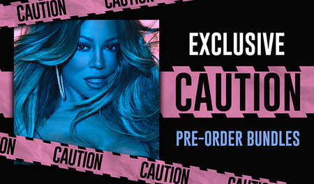 MariahCarey > News > MARIAH CAREY ANNOUNCES NEW ALBUM, 'CAUTION