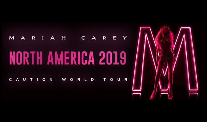 International singing   songwriting icon Mariah Carey has announced her  Caution World Tour 048c9fc6a