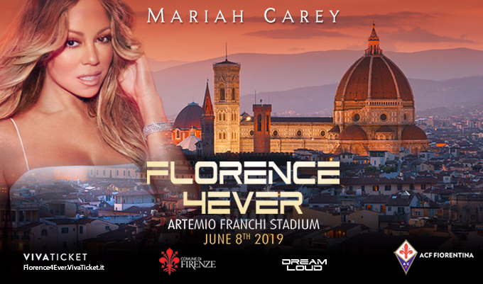 e7222b4cf901 MariahCarey   News   Mariah To Headline Florence4Ever