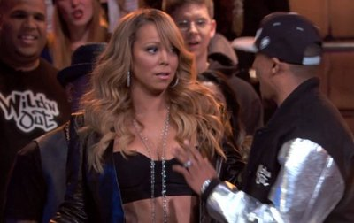 c50a8b7ecbd MariahCarey   News   Mariah Makes Appearance on Nick Cannon s  quot ...