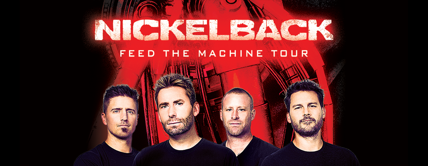 Nickelback Europe 2018