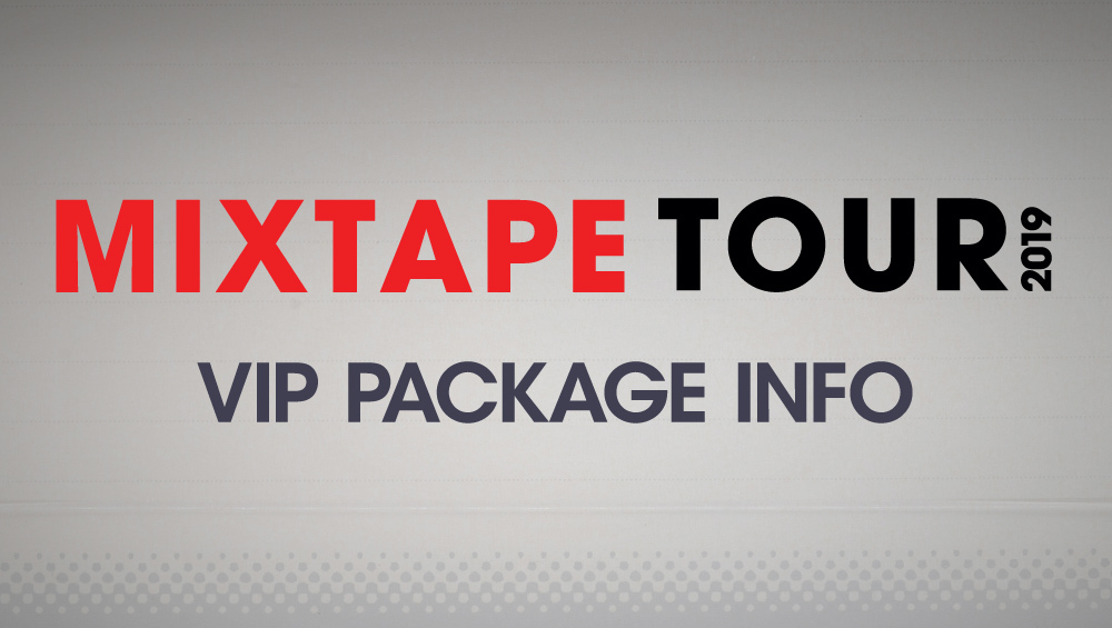 New Kids On The Block | News | NKOTB - The Mixtape Tour VIP Package
