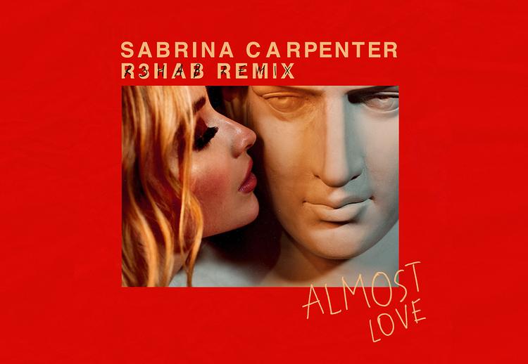 Sabrina carpenter almost love lyric video - 1 part 3