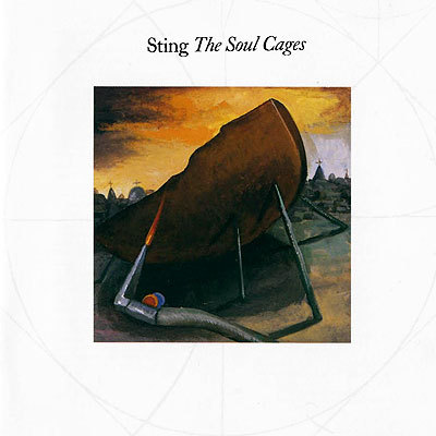 Sting Discography The Soul Cages