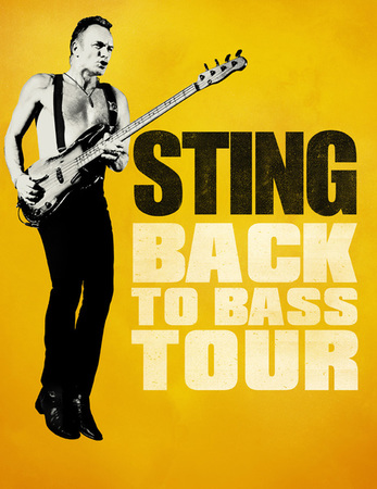 Stings Critically Acclaimed Back To Bass Tour Stops In Kitchener Ontario On Monday June 17 And Weve Got Two Free Tickets For One Lucky Winner Their