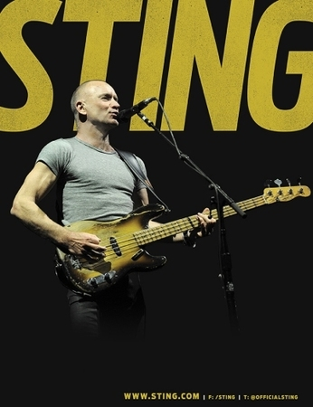 Hot News For Summer 2015 Sting To Tour In Europe