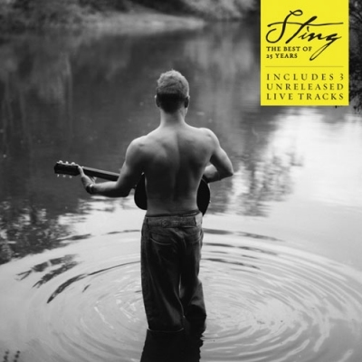 Sting | Discography | The Best of 25 Years (2CD Version)