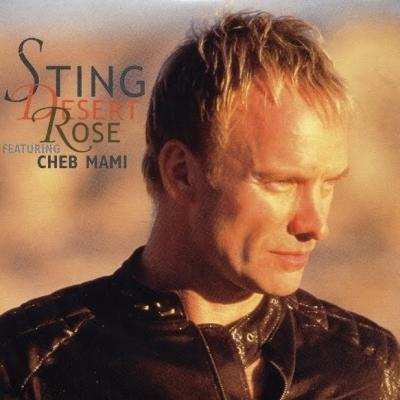 Sting | Discography | Desert Rose, CD