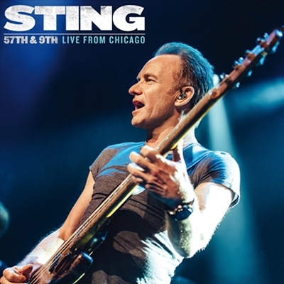 Sting Discography 57th Amp 9th Live From Chicago