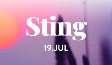 0748d2f50a424 A new Sting concert has been added to the Sting  My Songs Tour at the Cap  Roig Festival on 19 July. Enjoy an evening with Sting as he performs  selections ...