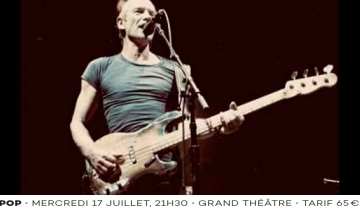 d8466cd904590 Cherrytree Management and Live Nation have confirmed that Sting: My Songs  will tour Europe next summer with very special festival and concert  appearances ...