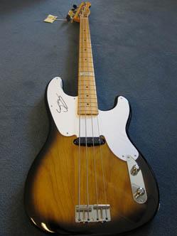Sting Fender Bass Guitar : news win a fender sting precision bass guitar signed by sting to benefit amnesty ~ Hamham.info Haus und Dekorationen