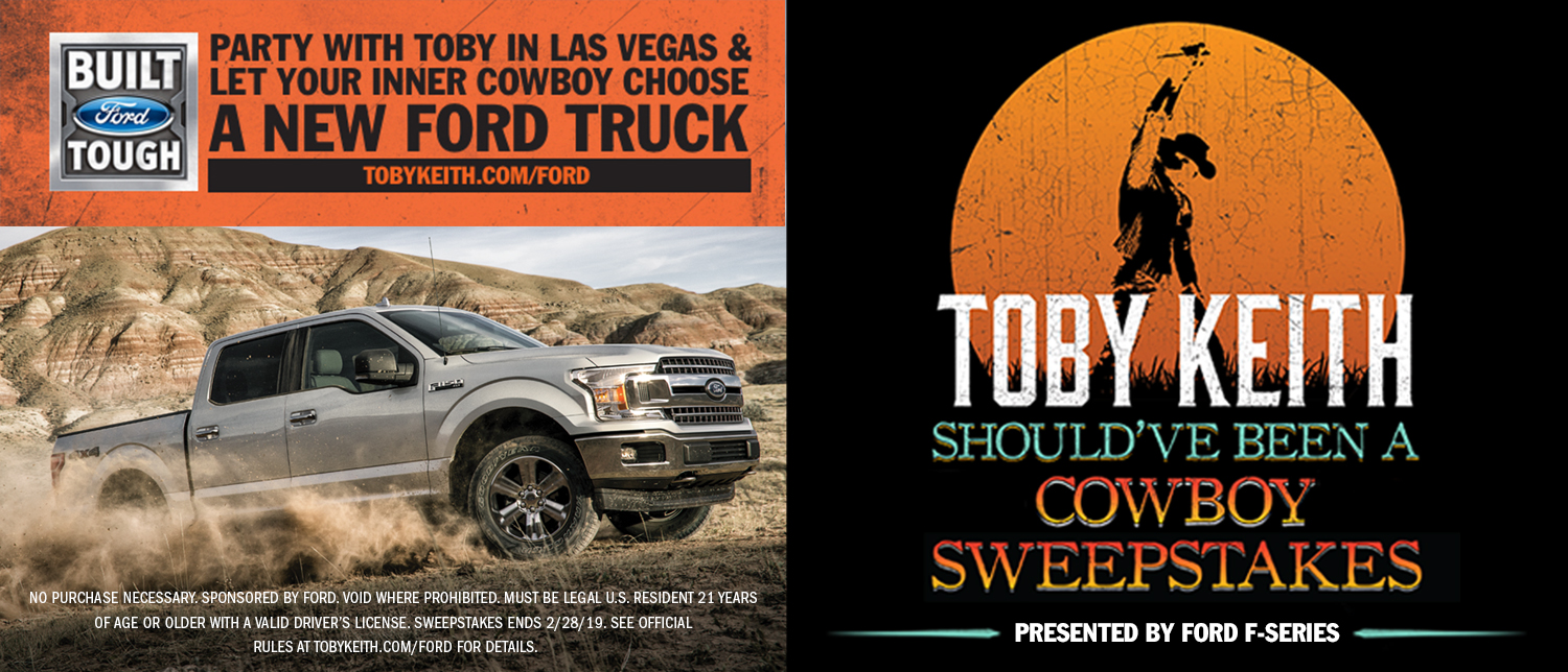 Win a Ford Truck