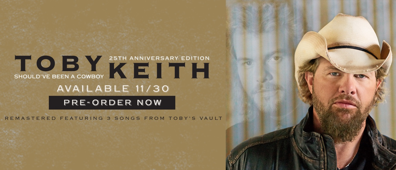 Toby keith preorder m4hsunfo