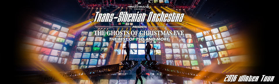 Trans Siberian Orchestra 2016 Winter Tour
