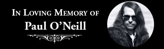 trans siberian orchestra news paul o 39 neill obituary. Black Bedroom Furniture Sets. Home Design Ideas