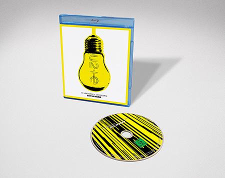 U2 > News > U2 iNNOCENCE + eXPERIENCE Live in Paris BLU-RAY
