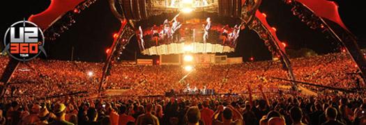 U2 > Tours > The Joshua Tree Tour 2019