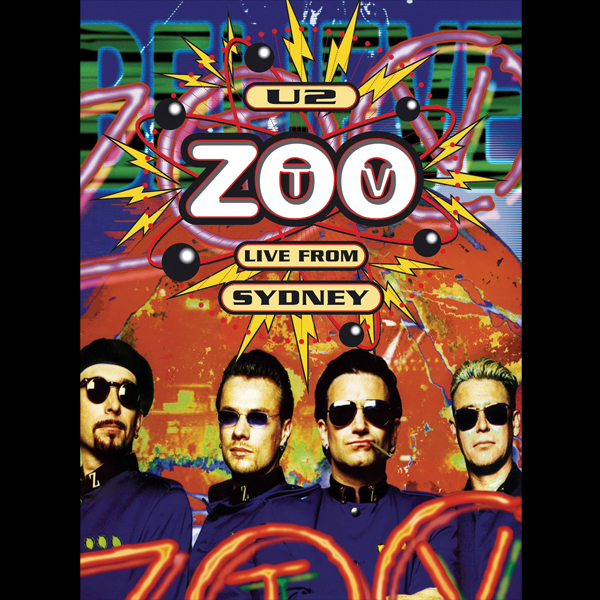 U2 > Discography > Albums > Zoo TV live from Sydney