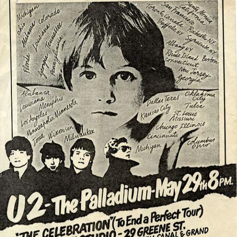 U2 > Tours > London Dates