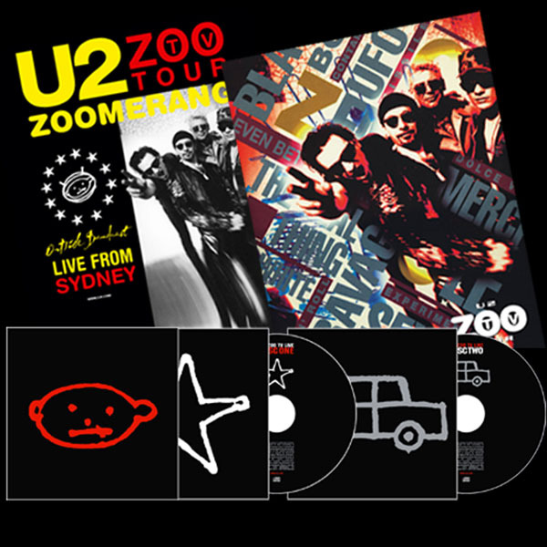ZOO2LIVE - U2 Live in Sydney