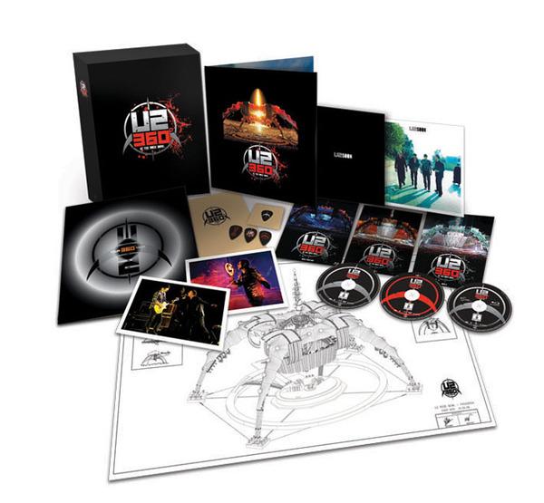 U2 Gt News Gt Super Deluxe Box Set