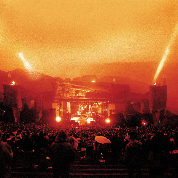 U2 > News > LIVE AT RED ROCKS AND UNDER A BLOOD RED SKY