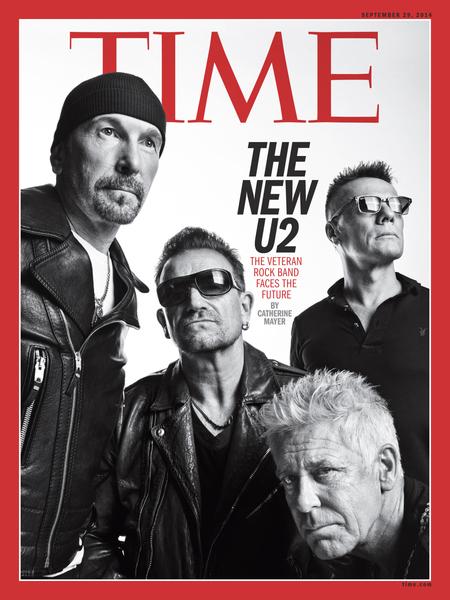 U2 > News > 'The New U2'