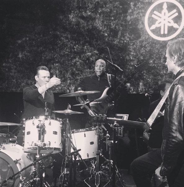 U2 > News > Lifetime Achievement, Larry Mullen Jr