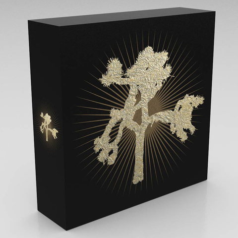 U2 The Joshua Tree 7LP Super Deluxe Box Set (with digital download card)