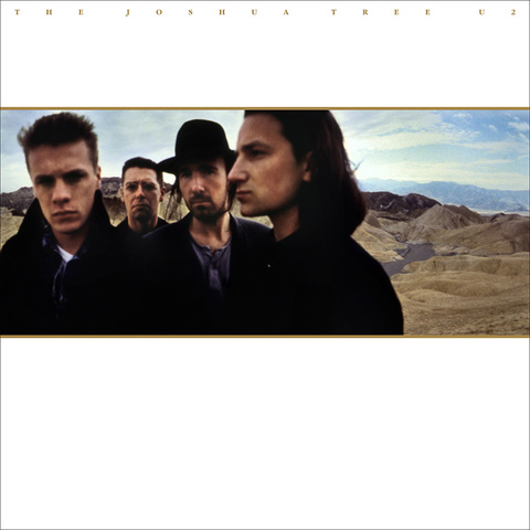 U2 The Joshua Tree 2 CD Deluxe