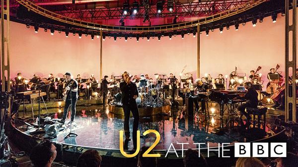 U2 > News > That was 'U2 At The BBC…'