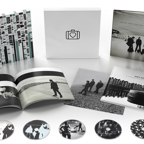 ALL THAT YOU CAN'T LEAVE BEHIND - Super Deluxe CD Box Set (Limited Edition)