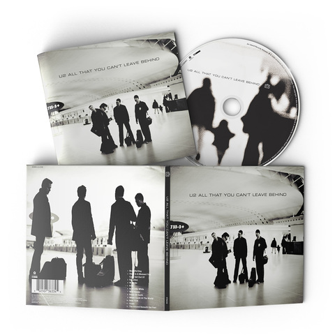 ALL THAT YOU CAN'T LEAVE BEHIND - Standard CD