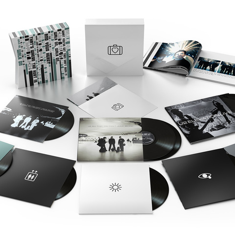 ALL THAT YOU CAN'T LEAVE BEHIND - Super Deluxe Vinyl Box Set (Limited Edition)
