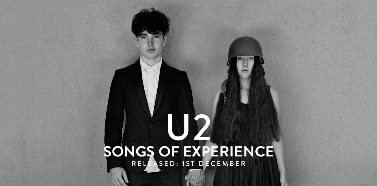 U2 - Songs of Experience - Europe